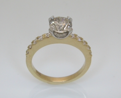 Engagement Ring Remake February 2017 Form Jewellery Design